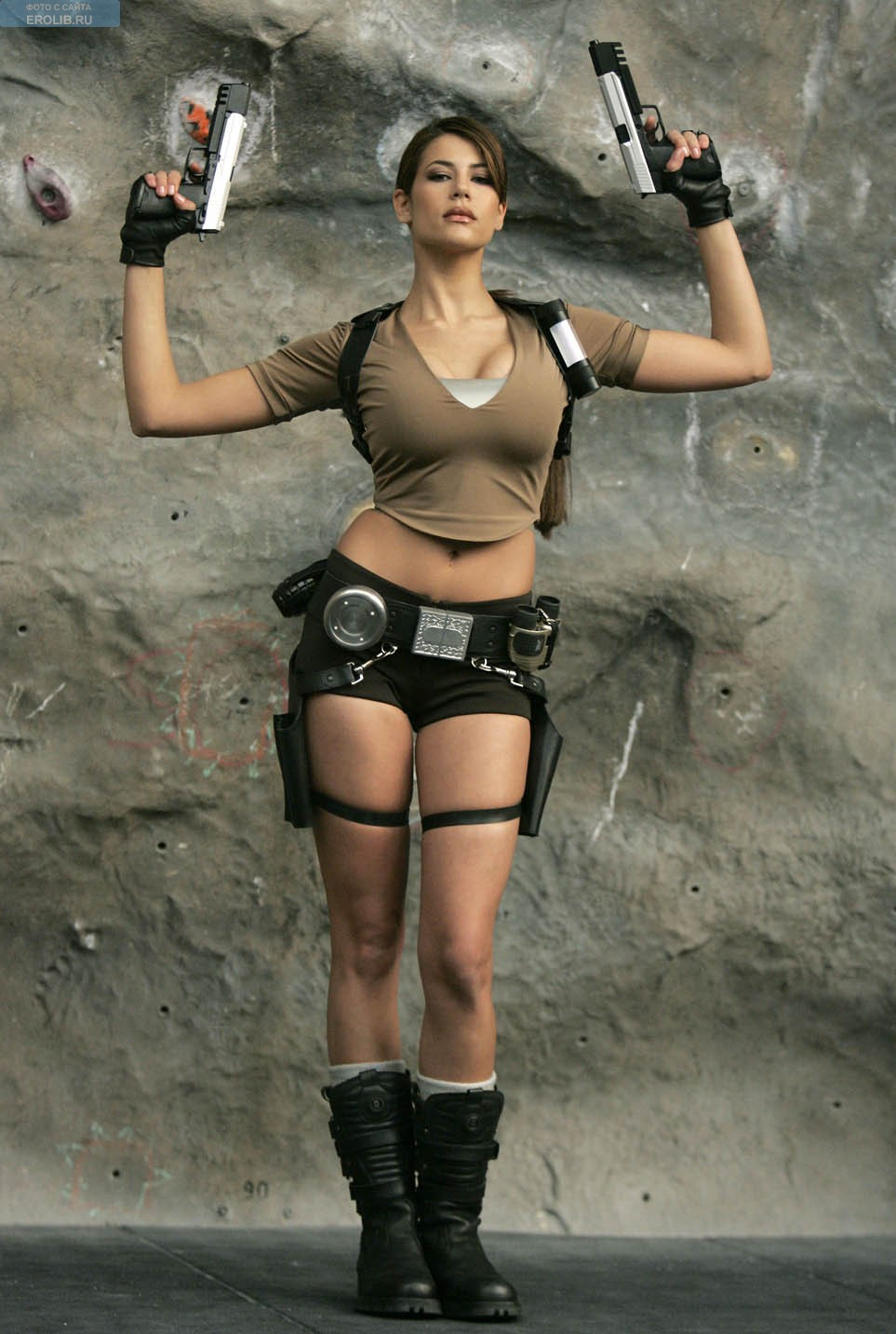 Lara crodt monster hentai pic porn photos
